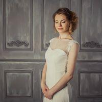 нежный макияж к платью цвета ivory (айвори)