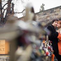 Чехия, Прага. Фотосессия у Карлова моста. Пражский град.