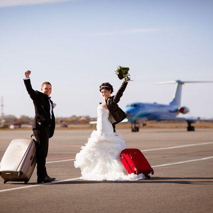 Организация свадьбы + скидка на путешествие