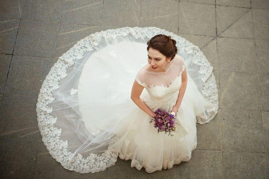 Невеста Марина , Прага  - фото 2576271 Viktoria Kharavets парикмахер-стилист