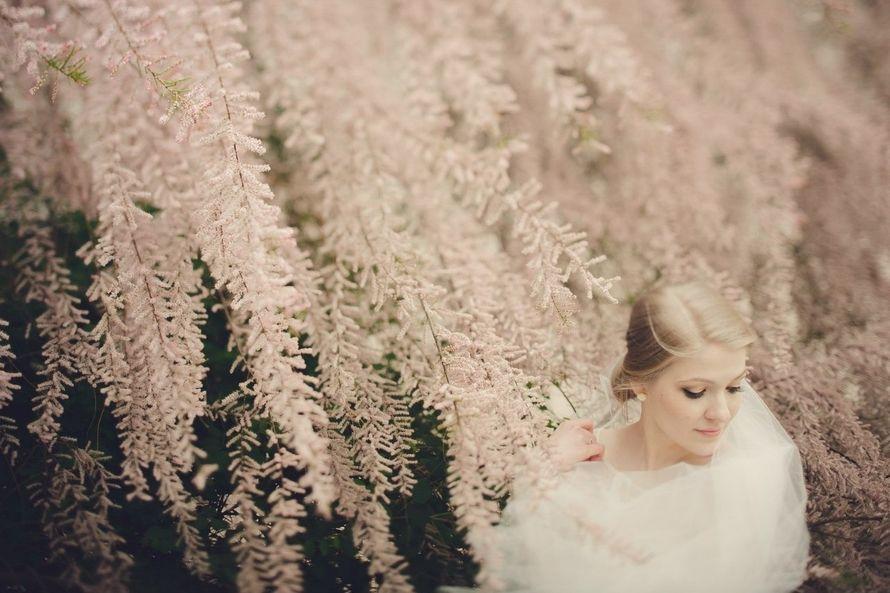 Невеста Ксения - фото 3511063 Viktoria Kharavets парикмахер-стилист