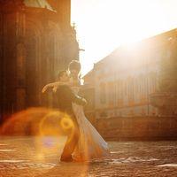 Прическа невесте: Viktoria Kharavets