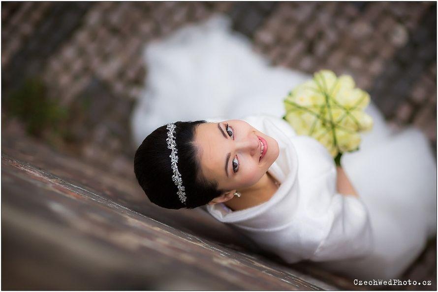 Невеста Индира Причёска: Viktoria Kharavets - фото 4167581 Viktoria Kharavets парикмахер-стилист