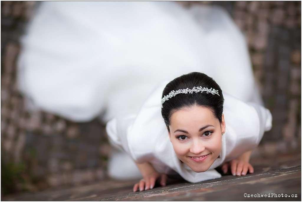 Невеста Индира - фото 4167583 Viktoria Kharavets парикмахер-стилист