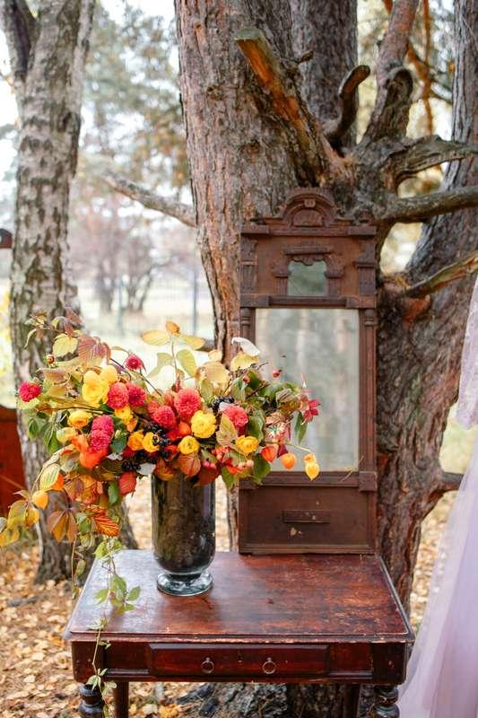 """Фото 17014820 в коллекции Осенняя свадьба - Студия свадебной режиссуры """"Make a wish"""""""