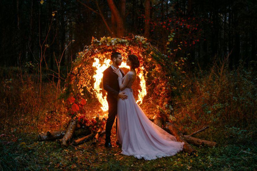 """Фото 17015124 в коллекции Осенняя свадьба - Студия свадебной режиссуры """"Make a wish"""""""