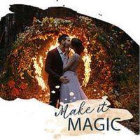 """Организация свадьбы """"под ключ"""" - make it magic"""