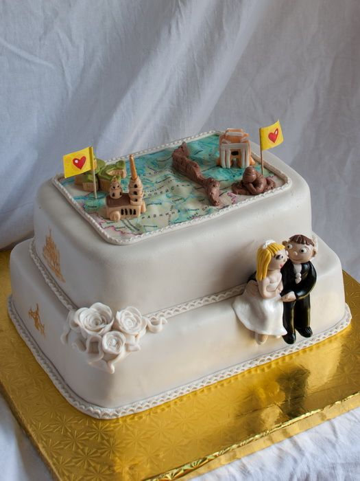 Фото свадебных тортов в спб
