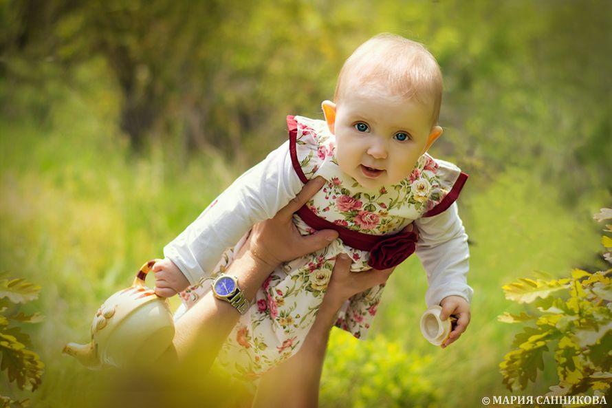 Фото 2651207 в коллекции семья, дети - Фотограф Мария Санникова