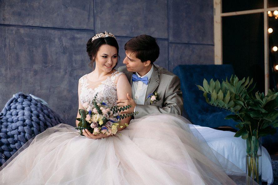 Букет невесты Татьяны - фото 17092126 Цветочка - студия флористики