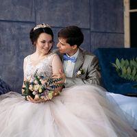 Букет невесты Татьяны