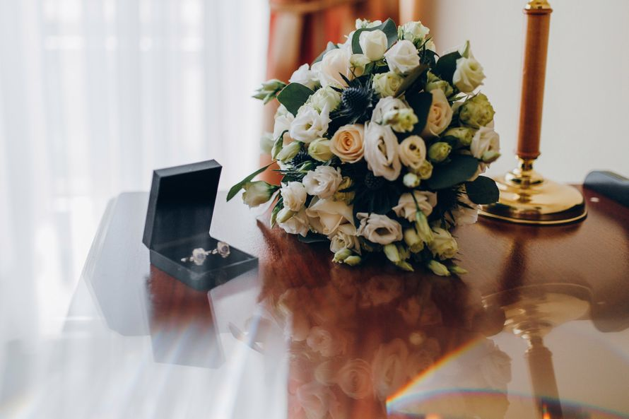 Букет невесты Надежды - фото 17092154 Цветочка - студия флористики