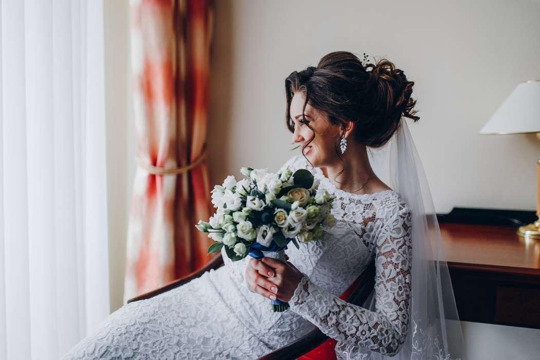 Букет невесты Надежды - фото 17092156 Цветочка - студия флористики