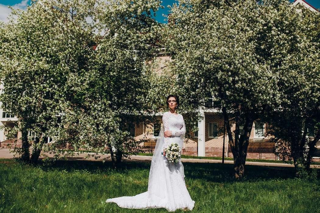 Букет невесты Надежды - фото 17092158 Цветочка - студия флористики