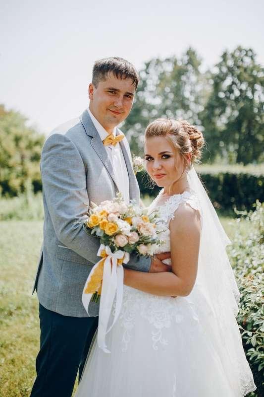 Букет невесты Дарьи - фото 17092170 Цветочка - студия флористики