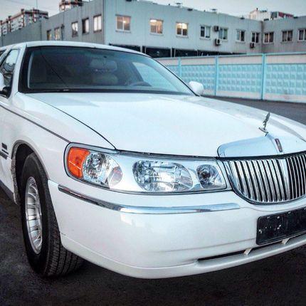 Аренда авто - Lincoln