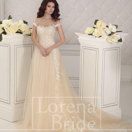 Свадебное платье Лукрес
