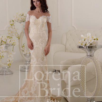 Свадебное платье Эдда