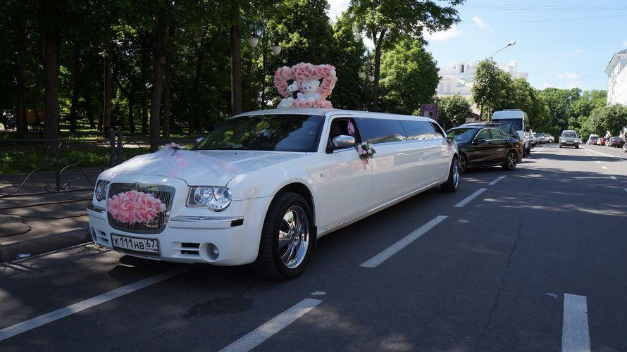 Фото 12045662 в коллекции Портфолио - Лимо - прокат автомобилей на свадьбу