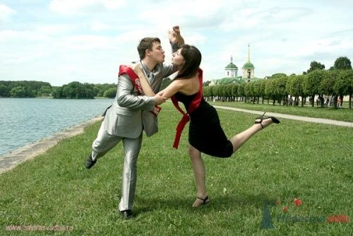 "Свидетели - фото 17513 Свадебный центр ""Елена"" - видеоуслуги"