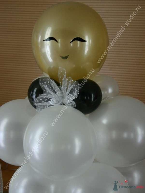 """Фото 26247 в коллекции Оформление свадьбы воздушными шарами - Студия праздника """"Мармелад"""""""