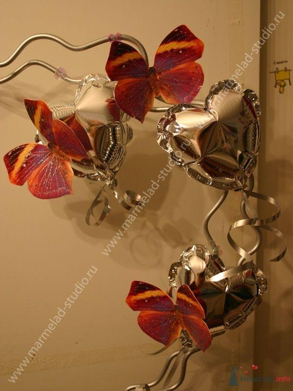 """Фото 26249 в коллекции Оформление свадьбы воздушными шарами - Студия праздника """"Мармелад"""""""