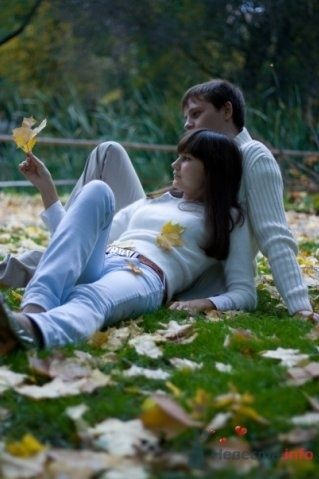 Фото 14494 в коллекции Our Love Story, Autumn 2008