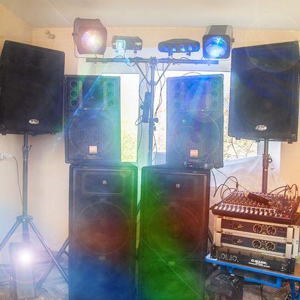 Звуковая аппаратура в аренду