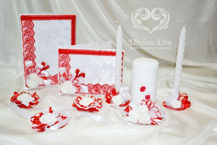 """Коллекция """"Страстные объятия"""" - фото 1480297 Divino Dia - эксклюзивные свадебные аксессуары"""
