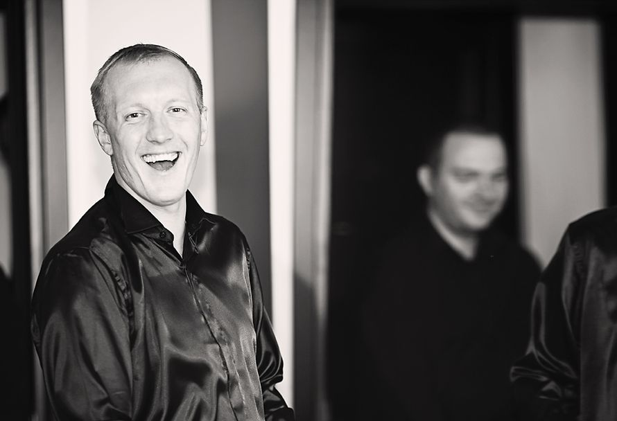 Жених в черной рубашке - фото 1480393 Фотограф Анна Лемеш