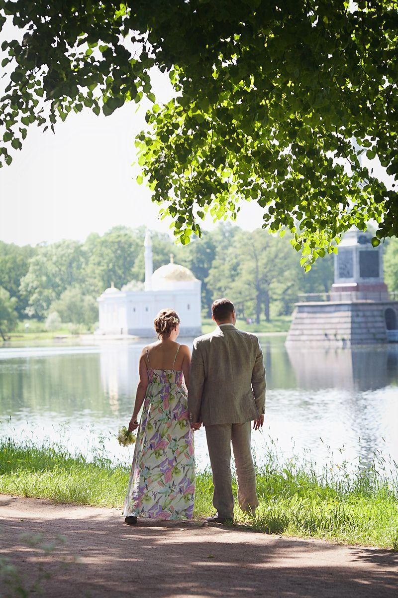 Сергей и Мария в Павловске - фото 1692483 Фотограф Анна Лемеш