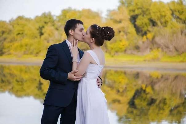 Прическа и макияж для Ксении 14.09.2013 - фото 1483249 Любовь Мостович - свадебные и вечерние прически