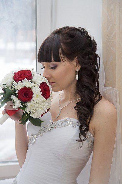 Фото 9101766 в коллекции мои невесты - Визажист - стилист Ксюша Nika