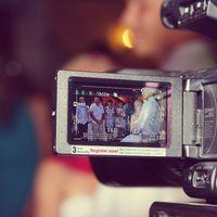 Видеограф в Омске, видеосъёмка свадеб в Омске, свадьба в Омске