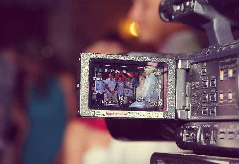Видеограф в Омске, видеосъёмка свадеб в Омске, свадьба в Омске - фото 2609619 Видеосъёмка - Сергей Хаханов