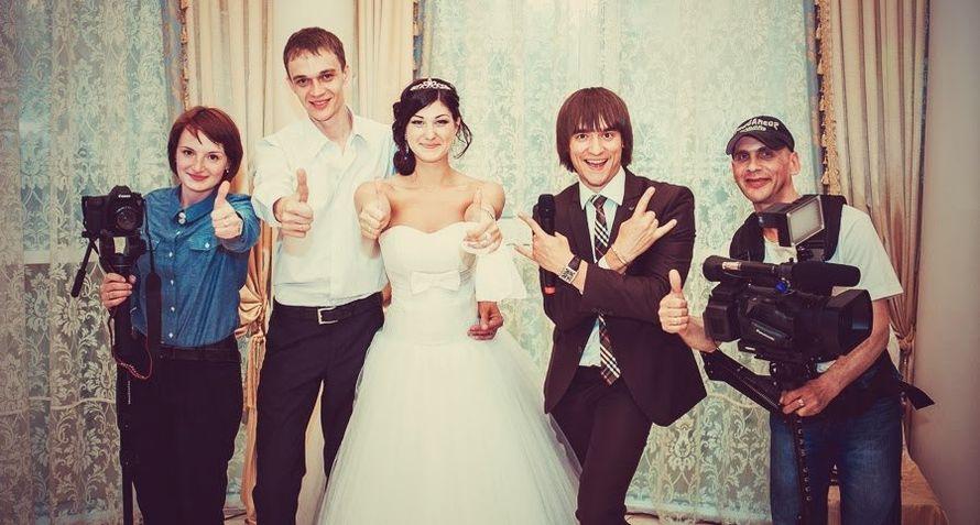 Свадьба в Омске. Видеосъёмка свадеб в Омске - фото 2738159 Видеосъёмка - Сергей Хаханов