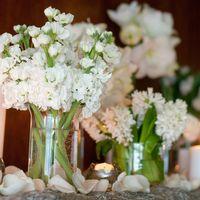 букет из белых цветов