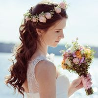 макияж, реснички, прическа - Полина Сочивко