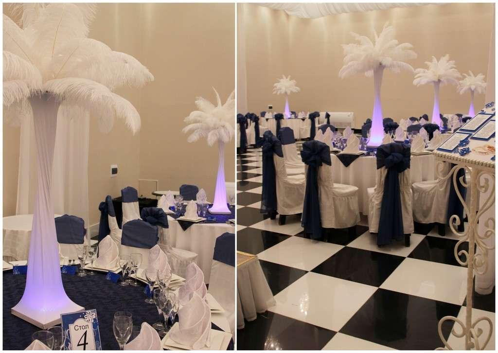 """Фото 1679865 в коллекции Сине-белая свадьба - """"Несен Студио"""" - свадьба продуманная до мелочей"""