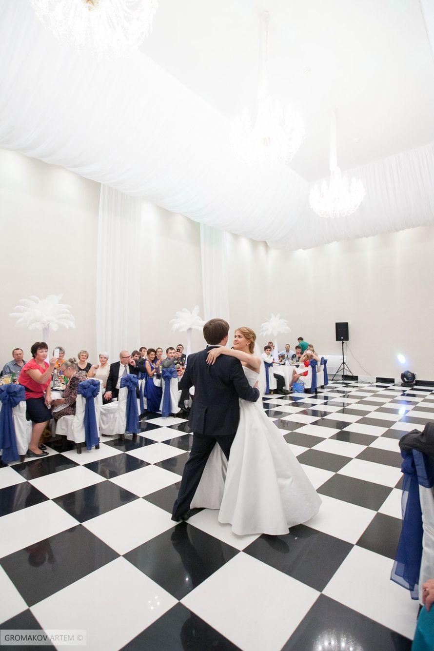 """Фото 1679885 в коллекции Сине-белая свадьба - """"Несен Студио"""" - свадьба продуманная до мелочей"""
