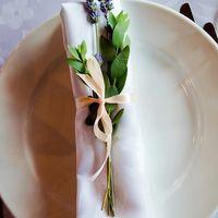 """Декор салфетки. Свадебное оформление в загородном ресторане """"Лесная рапсодия"""""""