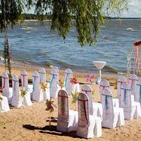 Выездная регистрация на берегу Финского залива