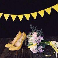 Желтый, оформление фотосессиий