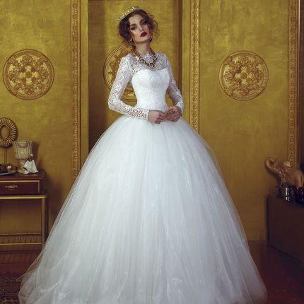 Свадебное платье Исидора