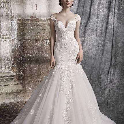Свадебное платье - модель 2417