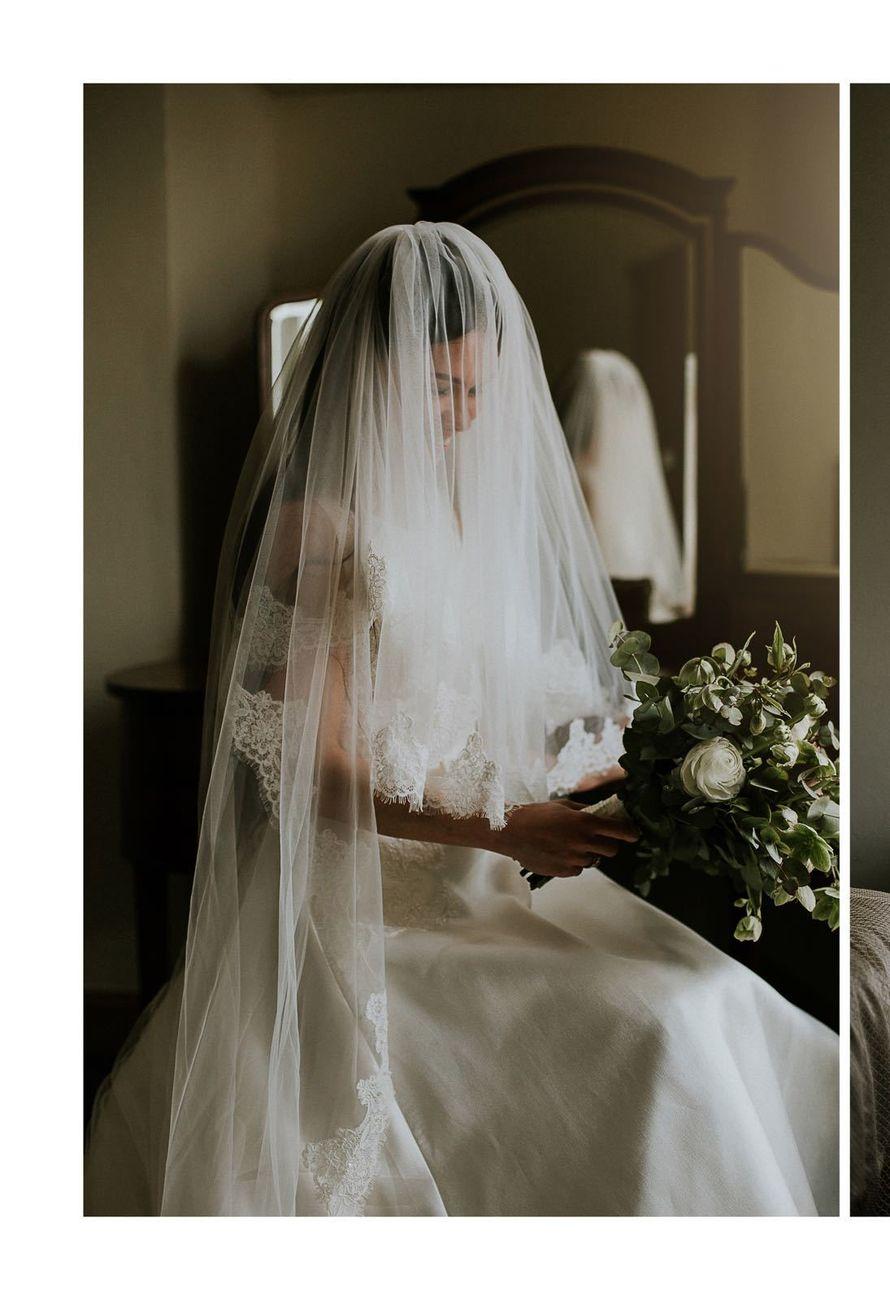 Более 100 видов фаты! - фото 15817122 Bondi blue - салон свадебных платьев