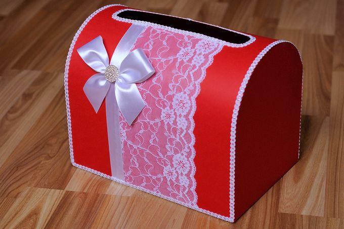 Своими руками коробку для денег на свадьбу 42