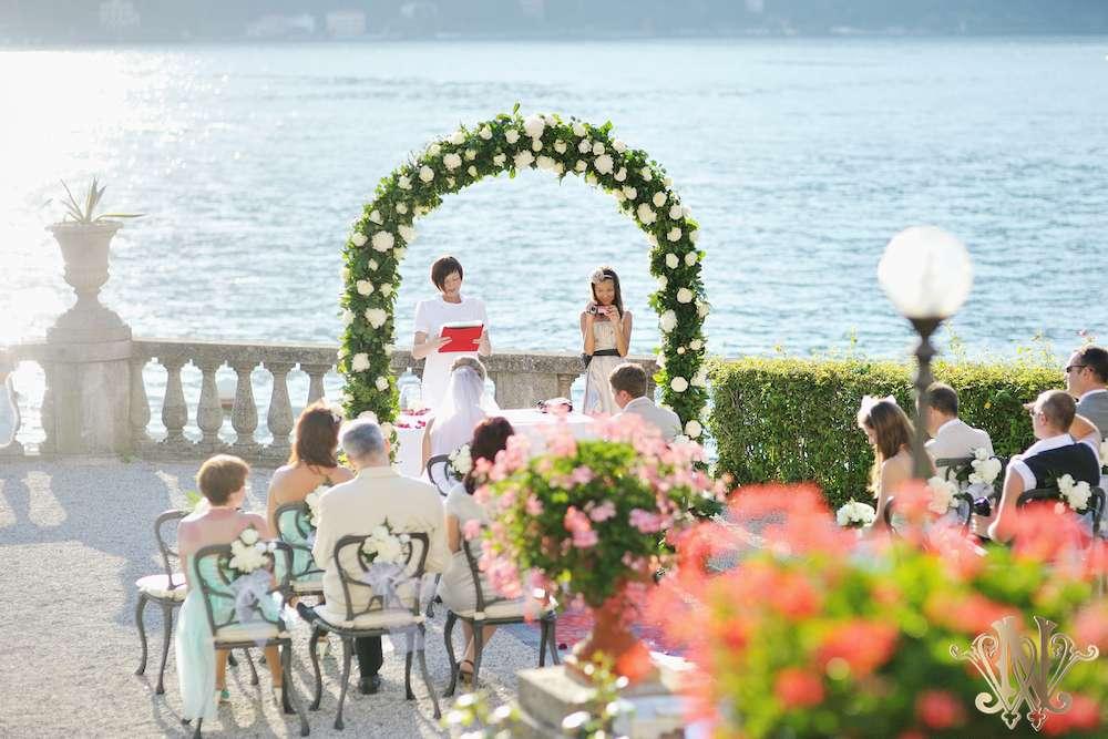 "Свадебная церемония на озере Комо - фото 8142778 Свадебное агентство ""Niki wedding & tour"""