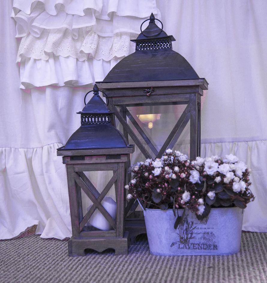 Декор фонарей