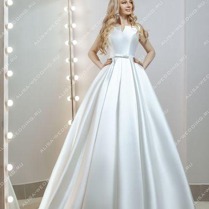 """Свадебное платье """"Сандра"""""""